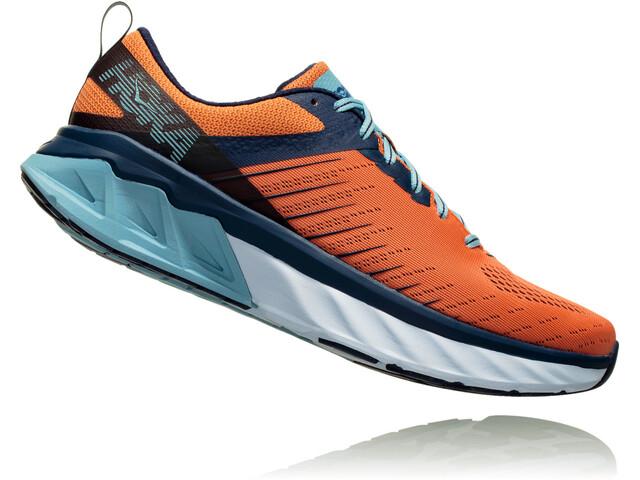Hoka One One Arahi 3 Løbesko Herrer blå (2019) | Running shoes